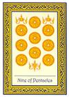 royal-thai - Nine of Coins