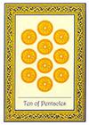 royal-thai - Ten of Coins