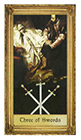 sacred-art - Three of Swords