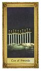 sacred-art - Ten of Swords