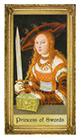 sacred-art - Princess of Swords