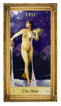 The Star Tarot Card - Sacred Art Tarot Deck