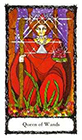 sacred-rose - Queen of Wands