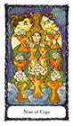 sacred-rose - Nine of Cups
