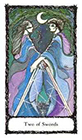 sacred-rose - Two of Swords