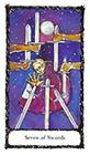 sacred-rose - Seven of Swords