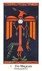 santa-fe - The Magician