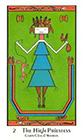 santa-fe - The High Priestess