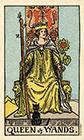 smith-waite - Queen of Wands