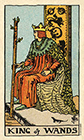 smith-waite - King of Wands