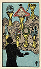 smith-waite - Seven of Cups