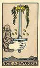 smith-waite - Ace of Swords