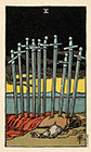smith-waite - Ten of Swords