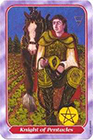 spiral - Knight of Pentacles