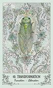 Death Tarot card in Spiritsong deck