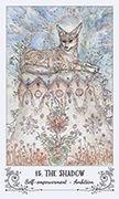 The Devil Tarot card in Spiritsong deck
