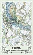 The Hierophant Tarot card in Spiritsong deck