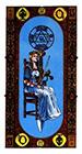 stairs - Queen of Swords