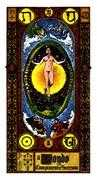 The World Tarot card in Stairs deck