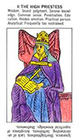 starter - The High Priestess