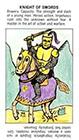 starter - Knight of Swords