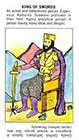 starter - King of Swords