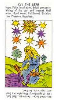 The Star Tarot Card - Starter Tarot Deck