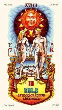 Illusion Tarot Card - Stella Tarot Deck