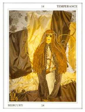 The Guide Tarot Card - Tapestry Tarot Deck