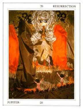Judgement Tarot Card - Tapestry Tarot Deck