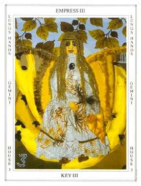 The Empress Tarot Card - Tapestry Tarot Deck