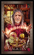 The Magician Tarot card in Tarot Grand Luxe deck