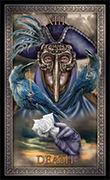 Death Tarot card in Tarot Grand Luxe deck