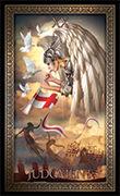 Judgement Tarot card in Tarot Grand Luxe deck