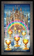 Seven of Cups Tarot card in Tarot Grand Luxe deck