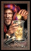 Ten of Pentacles Tarot card in Tarot Grand Luxe deck
