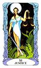tarot-moon-garden - Justice