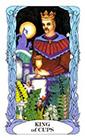 tarot-moon-garden - King of Cups
