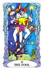 tarot-moon-garden - The Fool