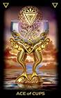 tarot-of-dreams - Ace of Cups