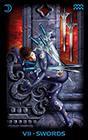 tarot-of-dreams - Seven of Swords