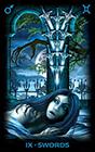tarot-of-dreams - Nine of Swords