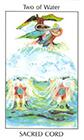 tarot-spirit - Two of Water