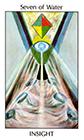 tarot-spirit - Seven of Water