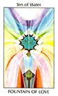 tarot-spirit - Ten of Water
