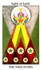 tarot-spirit - Eight of Earth