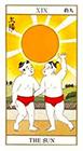 ukiyoe - The Sun