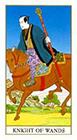 ukiyoe - Knight of Wands