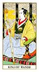 ukiyoe - King of Wands