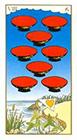 ukiyoe - Eight of Cups